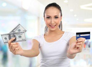 บัตรกดเงินสด เงินกู้แบบด่วน