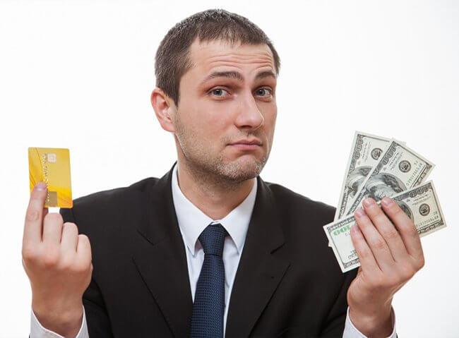 บัตรกดเงินสดเหมาะกับใคร