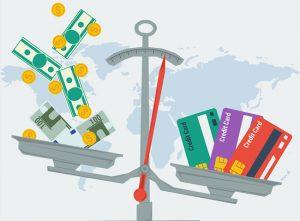 เปรียบเทียบบัตรกดเงินสดกับบัตรเครดิต บัตรไหนดีกว่ากัน